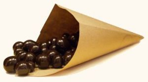.Орешки в шоколаде